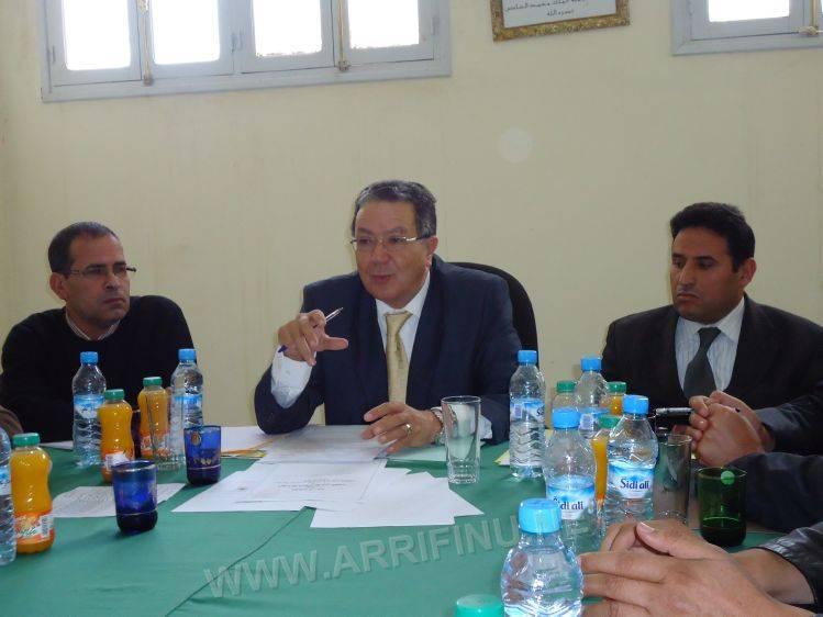 المجلس البلدي ببن الطيب  يصادق على مضامين دورة أكتوبر2011 بالاجماع