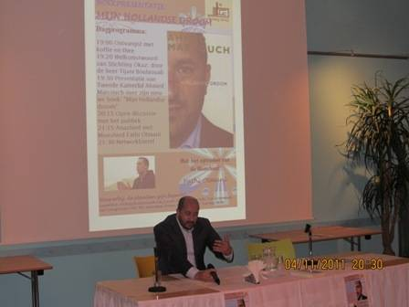 عن حلم المغاربة في هولندا: لقاء تواصلي مع السياسي الهولندي/المغربي أحمد مركوش
