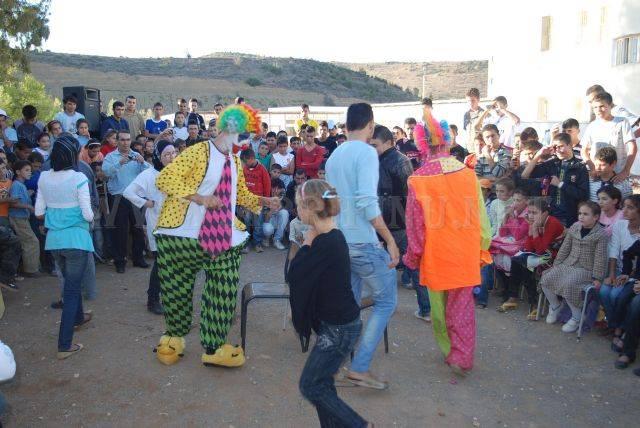 ملتقى الطفل الأمازيغي في دورته الثالثة بالحسيمة