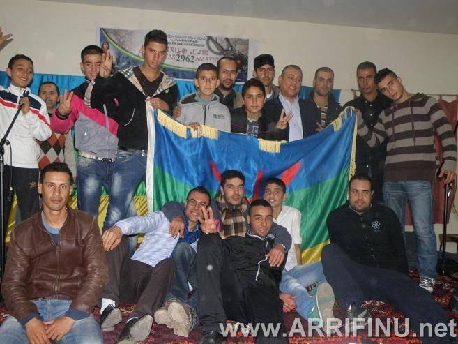 """80 صورة:جمعية أفولاي بأركمان تحتفل بـ""""أسكاس أماينو"""" في أمسية أمازيغية بامتياز"""