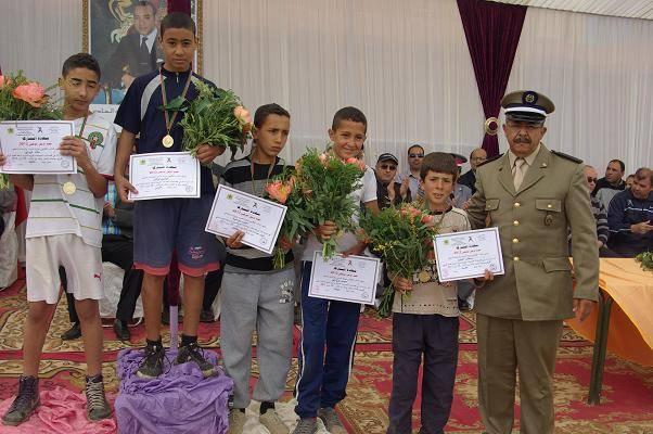 80 صورة :أطفال قرية أركمان يتألقون في الملتقى الوطني للعدو الريفي في نسخته الأولى