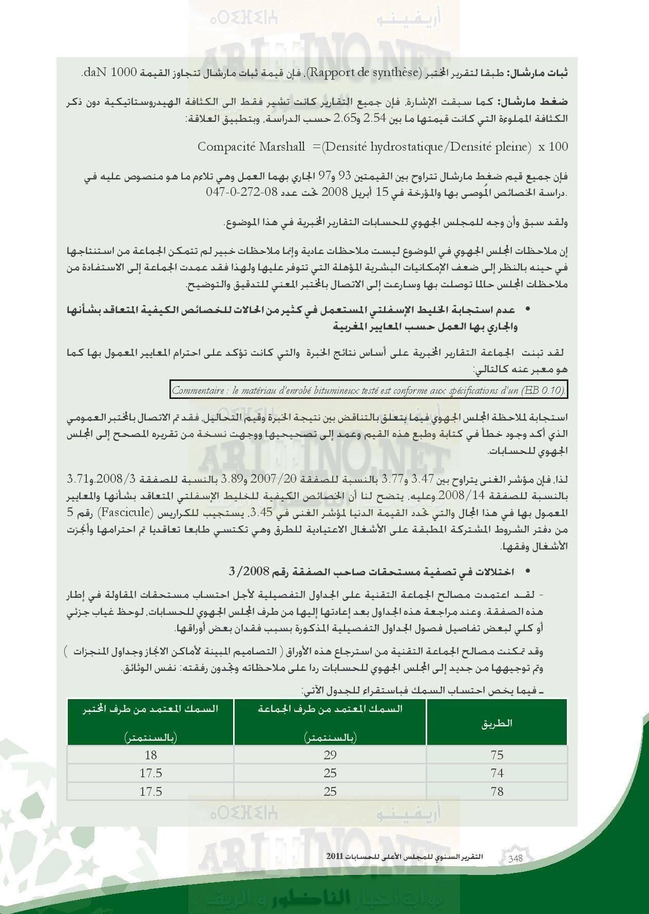 nador_0074 تقرير المجلس الاعلى للحسابات: بلدية الناظور تعيش إختلالات و عشوائية و عاجزة عن القيام بمهامها