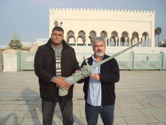 Un tribunal marroquí condena a Chramti a un año de cárcel por amenazar a las fuerzas de Melilla
