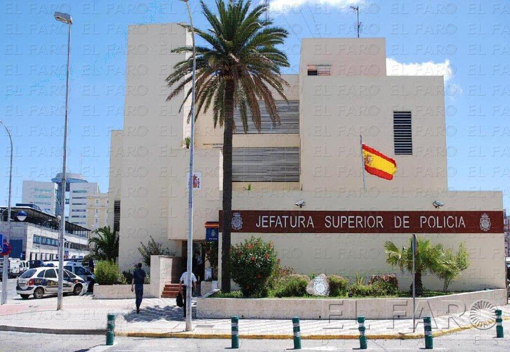 La Policía detiene a un joven que atacó a dos operarios en Melilla