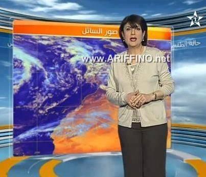 مسارها من الناظور الى قلوب المغاربة : سميرة الفيزازي سيدة الطقس الأولى في المغرب + فيديو
