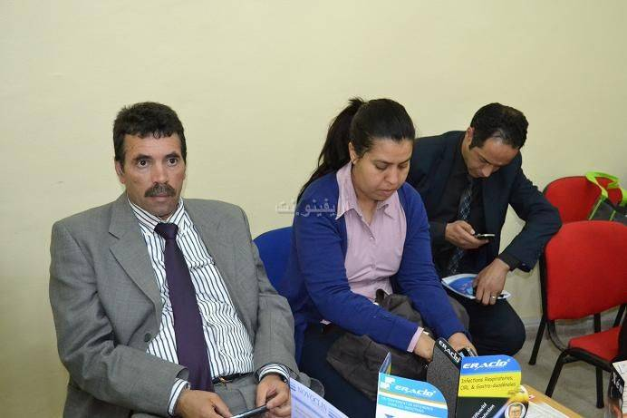 d_0010 تقرير مصور: افتتاح فعاليات الأيام الطبية لنقابة أطباء القطاع الخاص بالناظور والدريوش والنواحي