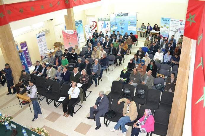 d_0012 تقرير مصور: افتتاح فعاليات الأيام الطبية لنقابة أطباء القطاع الخاص بالناظور والدريوش والنواحي
