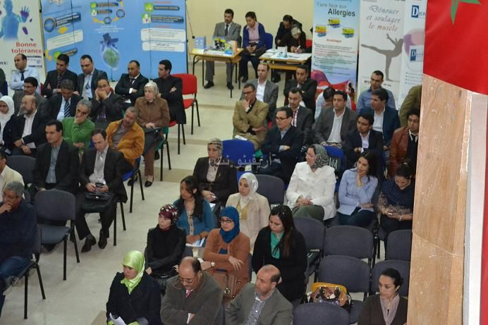 d_0013 تقرير مصور: افتتاح فعاليات الأيام الطبية لنقابة أطباء القطاع الخاص بالناظور والدريوش والنواحي