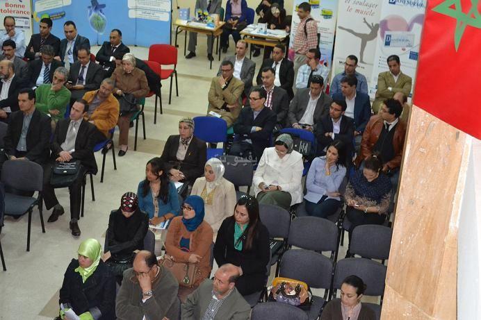 d_0016 تقرير مصور: افتتاح فعاليات الأيام الطبية لنقابة أطباء القطاع الخاص بالناظور والدريوش والنواحي