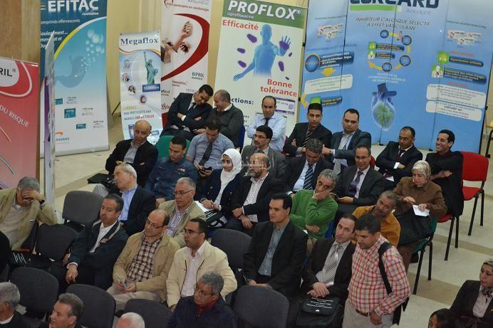 d_0017 تقرير مصور: افتتاح فعاليات الأيام الطبية لنقابة أطباء القطاع الخاص بالناظور والدريوش والنواحي