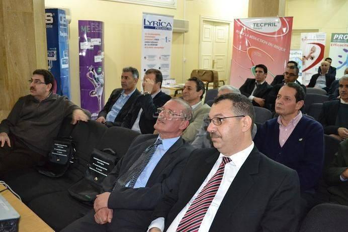 d_0030 تقرير مصور: افتتاح فعاليات الأيام الطبية لنقابة أطباء القطاع الخاص بالناظور والدريوش والنواحي