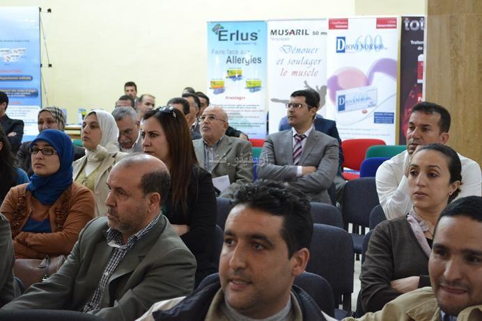 d_0032 تقرير مصور: افتتاح فعاليات الأيام الطبية لنقابة أطباء القطاع الخاص بالناظور والدريوش والنواحي