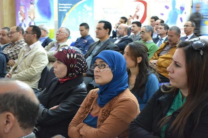 d_0034 تقرير مصور: افتتاح فعاليات الأيام الطبية لنقابة أطباء القطاع الخاص بالناظور والدريوش والنواحي