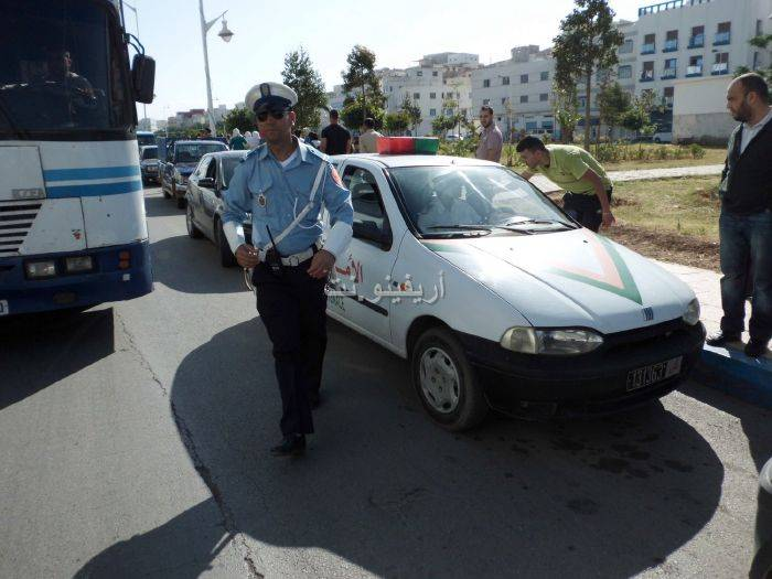 waqafat_0027 تقرير مصور: وقفات إستنكارية لعائلة الحامل المتوفاة بعيادة بلوق - حنان بوعنونو- بالناظور