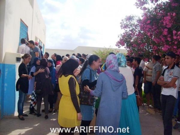bac_0012 ربورتاج صور و فيديو:  فرحة تعم قرية أركمان عقب اعلان نتائج البكالوريا 2013