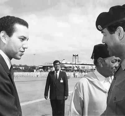69056_641288259220455_1799152365_n شبه عسكرية، صارمة و أحيانا لا تليق: أسرار صناعة الملوك في المغرب