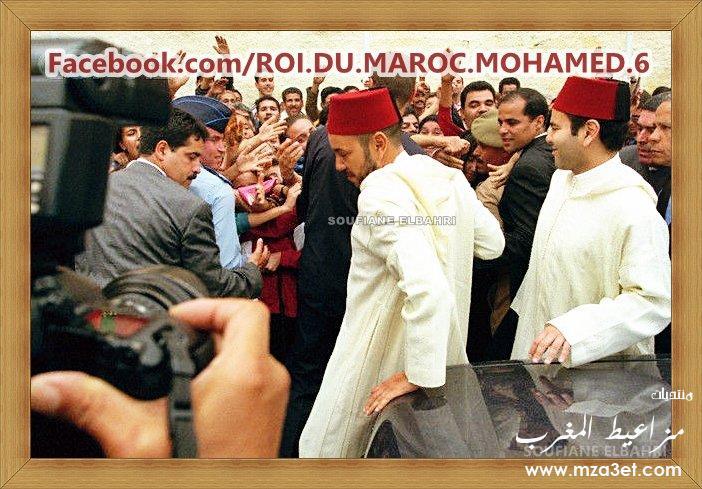mza3et.com-bf4bd9f213 شبه عسكرية، صارمة و أحيانا لا تليق: أسرار صناعة الملوك في المغرب