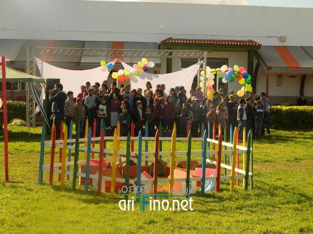 IF روبورتاج مصور: النسخة الاولى من مهرجان الكرمس بالناظور