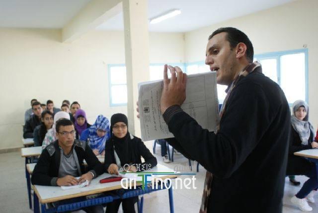 """nador0463 """"الصحفيون الشباب من أجل البيئة """" محور ورشة تكوينية بثانوية طه حسين بأزغنغان"""