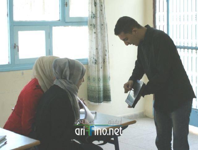 """nador0466 """"الصحفيون الشباب من أجل البيئة """" محور ورشة تكوينية بثانوية طه حسين بأزغنغان"""