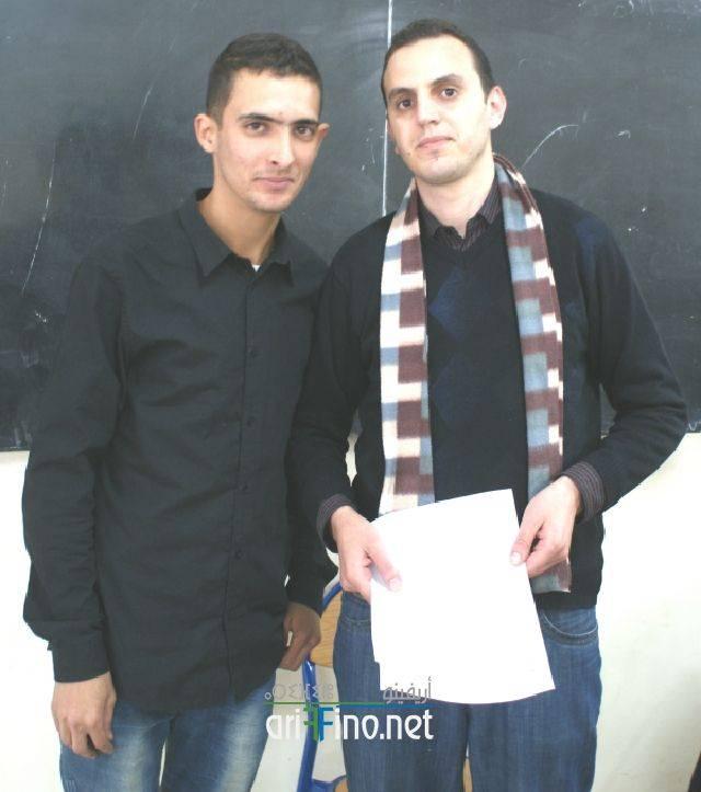 """nador0477 """"الصحفيون الشباب من أجل البيئة """" محور ورشة تكوينية بثانوية طه حسين بأزغنغان"""