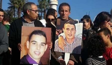 مليلية: عائلتا أمين و بيسلي الذين قتلتها البحرية بالناظور تخلدان مرور 4 أشهر على مقتلهما