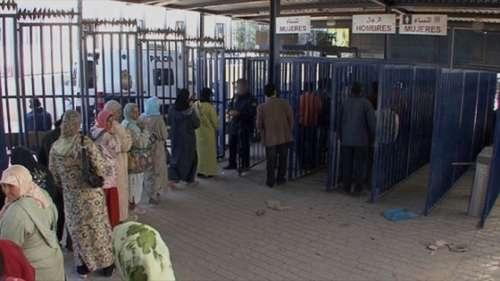ألغت جواز السفر و تطلب الفيزا: مليلية تشدد خناقها على الناظوريين قبيل راس السنة