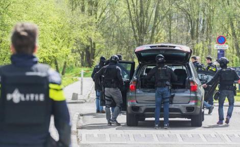 +فيديو: مقتل مهاجر مغربي أمام طفلته في حادث إطلاق نار بأوتريخت الهولندية
