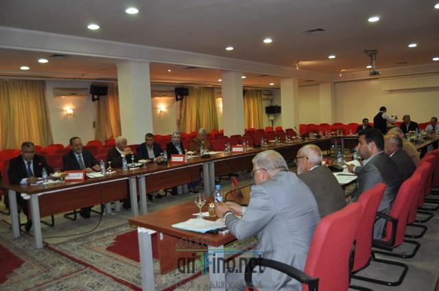 انعقاد المجلس الاقليمي لمدينة الناظور  في دورته الاستثنائية الثانية لتدارس اتفاقيات الشراكة..