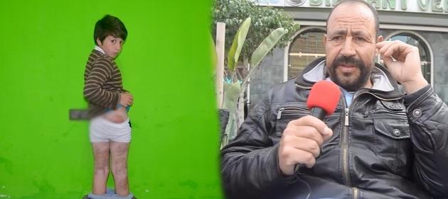 شاهد بالفيديو : هكذا تم تعنيف الطفل إبراهيم العمراني من طرف معلمته بالناظور