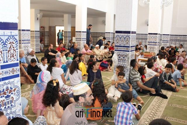 حملة رمضان بمليلية 1437 ه
