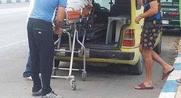 شاهد بالصور .. العثور على جثة شاب قرب مفوضية الشرطة سابقا ببني أنصار