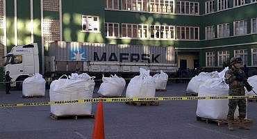 اعتقال ريفيين بعد اعتراض 3,4 طن من الكوكايين بميناء انتويربن