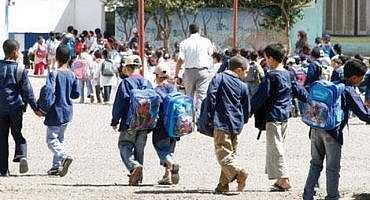 """+تفاصيل: 60 ألف تلميذ وتلميذة يستفيدون من مبادرة """"مليون محفظة"""" بالناظور"""