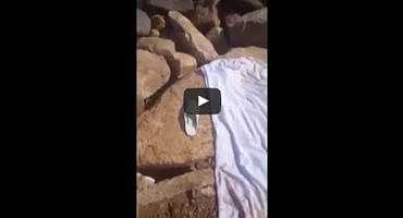 خطير+فيديو .. العثور على ملابس عروس ملطخة بالدماء و ديك مقطوع الرأس ببحيرة مارتشيكا بالناظور