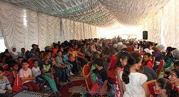 جمعية الرحمة للتنمية بالناظور تنظم حفل توزيع الكفالات على الأيتام و الأرامل