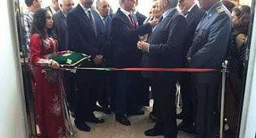 افتتاح فضاء الذاكرة التاريخية للمقاومة و جيش التحرير ببني انصار