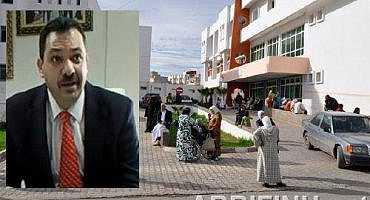 انتهاء مهام د نور الدين الصبار على رأس مستشفى الناظور و مديرة العروي تعوضه