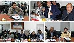 روبورتاج: دورة استثنائية للمجلس الاقليمي للدريوش للمصادقة على عدة اتفاقيات شراكة