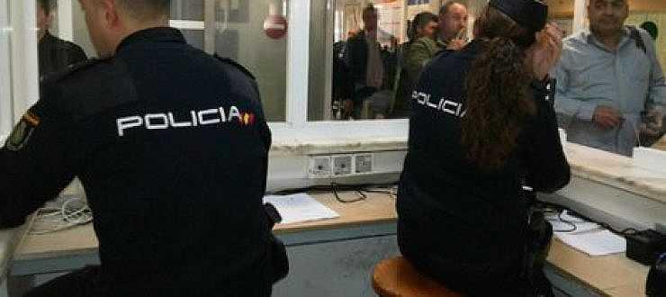 مثير: اعتقال 10 افراد عصابة بالناظور و مليلية يزورون جوازات سفر اوروبية