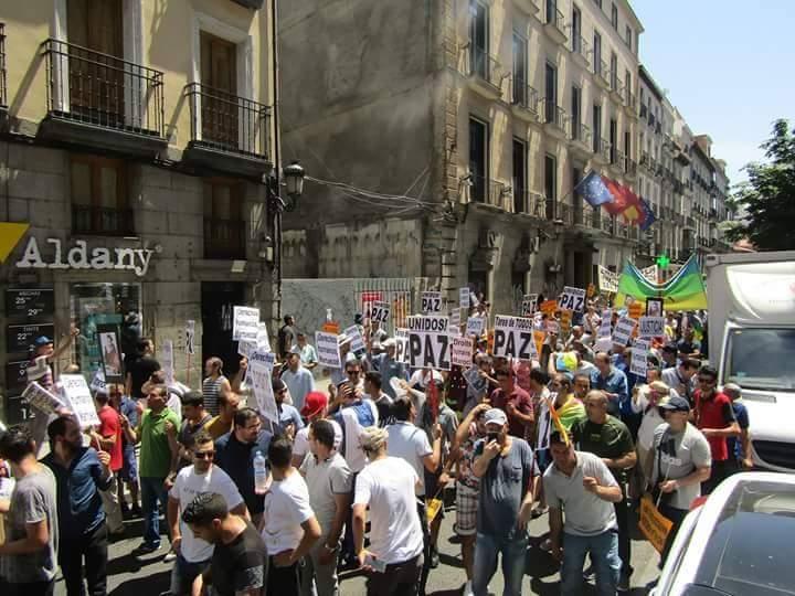 التنسيقية الأوربية لدعم حراك الريف تنظم مسيرة الحرية يوم 12 يوليوز ببروكسيل وتعلن مشاركتها في مسيرة 20 يوليوز بالحسيمة