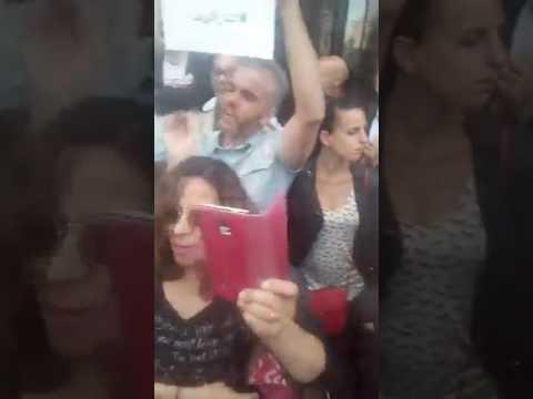 +فيديو: الأمن الفرنسي يتدخل خلال وقفة تضامنية مع الريف