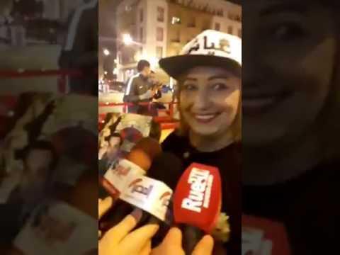 +فيديو: شعارات غريبة و تصريحات اغرب في وقفة الشباب الملكي ضد حراك الريف بالرباط