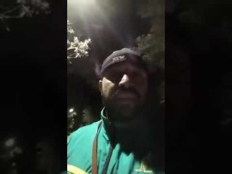بالفيديو: جحا أعروي يرد بقوة على البيضاوي الذي هدد الريفيين