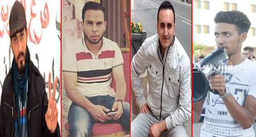 +صورهم: محامي معتقلي حراك الدريوش يزورهم في السجن و هذا ما قاله عن مصيرهم؟؟