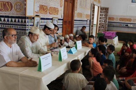 روبورتاج: المجلس العلمي للناظور ينظم احتفالا كبيرا بأهل القرآن الكريم في مليلية