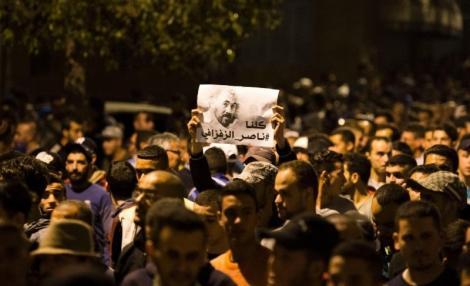 تقرير: معتقلو الريف تعرضوا للتعذيب وسوء المعاملة..والقوات العمومية تستفز المتظاهرين
