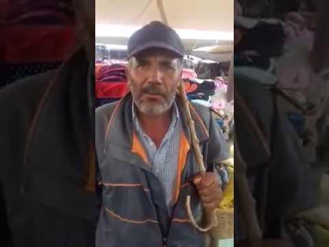 """+فيديو: كلمة مؤثرة من """"عزي حمذ """" ن تماسينت من مدينة الناظور عن حراك الريف"""