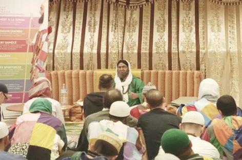 بالفيديو والصور: الزاوية الكركرية بالناظور تنظم ملتقى رمضان وقراءة القرآن بفرنسا