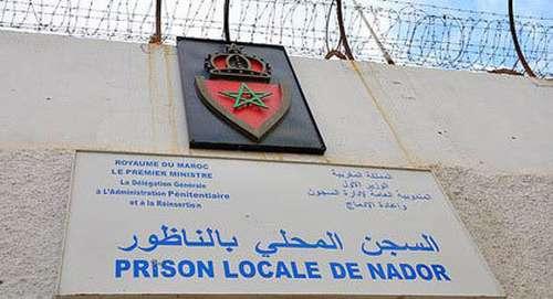 مندوبية السجون ترد: هذه حقيقة الاعتداء على نشطاء الحراك المعتقلين بسجن الناظور
